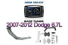 2007-2012 Mini Maxx Tuner Egr & Dpf Repair Pipe Full Kit Dodge Ram Diesel Truck