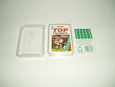 "Vintage Waddingtons Super Top Trumps ""Todays Strikers"" . 1992."