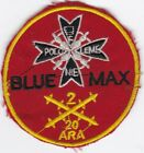 US Army 1st Cavalry 2nd AFA Blue Max Vietnam Patch #7
