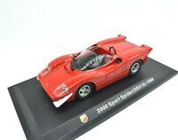 Coche Auto Escala 1/43 IXO Abarth Collection 2000 Sport Spider diecast Racing