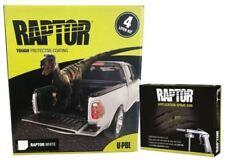 U-POL RAPTOR™ UP4807 WHITE Truck Bed Liner Kit with FREE (UP0726) Spray Gun