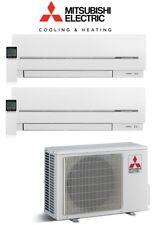 Mitsubishi Electric Multi Split 2 x 15m2 Klimaanlage Wärmepumpe Klimagerät NEU