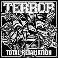 Terror - Total Retaliation [New CD]