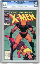 Uncanny X-Men #177  CGC  9.8  NMMT   off -white to white pages
