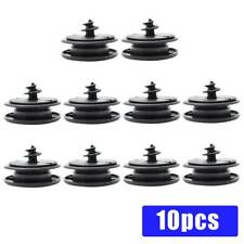 10x Auto Car Mat Carpet Clips Fixing Grip Clamps Floor Holders Sleeves Premium