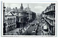 Postcard Royal Avenue Belfast Northern Ireland