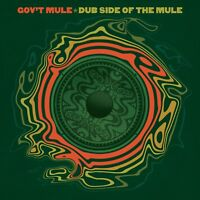 GOV'T MULE - DUB SIDE OF THE MULE (SPECIAL EDITION 3CD+DVD) 3 CD + DVD NEW+