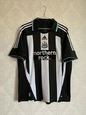 Newcastle United Home football shirt 2007 2009 SOCCER JERSEY ADIDAS SIZE L