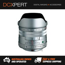 Pentax SMCP FA 31mm F/1.8 LIMTED LENS - SILVER