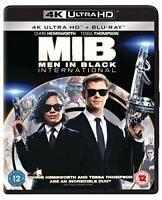 Men In Black: International (2 Blu-Ray) [Edizione: Regno Unito] BLURAY DL007555
