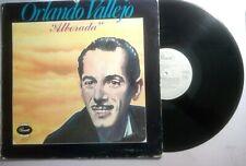 Orlando Vallejo Alborada Panart LPP-3136 VG+ LP#1633