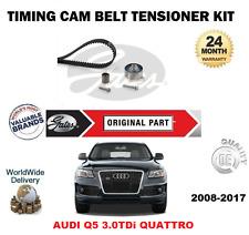 Para Audi Q5 Quattro Ccwa Cpnb Ccwb 2008-2017 Regulador Cinturón Kit Original