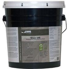 SHAW 200 Adhesive for LUXURY VINYL TILE & PLAN Flooring  (4-Gallon Pail)