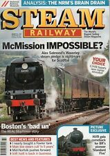 STEAM RAILWAY MAGAZINE ISSUE NO 431 SEPTEMBER 2014  MAG #432