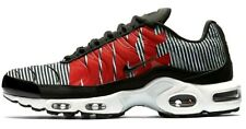 """NIKE AIR MAX PLUS """"STRIPED BLACK"""" SIZE 8.5 BRAND NEW FAST SHIPPING (AT0040-001)"""