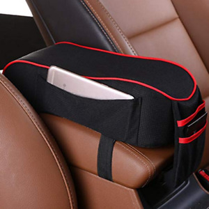 Breathable Auto Car Center Console Armrest Cushion Fit For Interior Accessories
