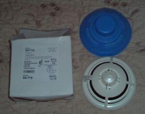 Honeywell Gent Optical Smoke Detector S Quad Fire Alarm - S4-715