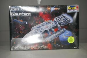 Revell Monogram Battlestar Galactica Model Kit 85-3618 NEW Factory Sealed 1997