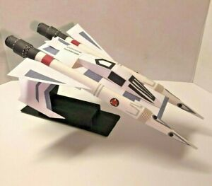 BUCK ROGERS STARFIGHTER One-of-a-Kind Handcrafted Model RARE PAPER ART OOAK!