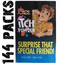(144) Itching Powder Packs - wholesale display case ~ joke prank (12 dozen)