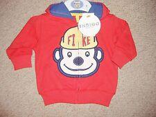 Abbigliamento cappuccio per bambini dai 2 ai 16 anni 100% Cotone