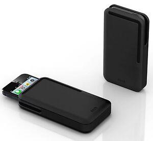 DOSH - SYNCRO Jet compact men's designer iPhone 5/5S wallet / case / sleeve