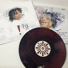 Trippie Redd - ! New Sealed LP Vinyl SIGNED BY ARTIST Colored