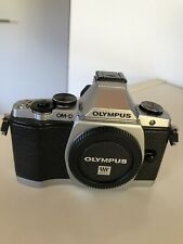 Olympus OM-D e-m5 plata carcasa Body