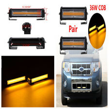 High Power Super Bright 36W COB LED Emergency Hazard Warning Flash Strobes Light
