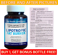 CARB BLOCKER FAST FAT WATCHERS SLIMMING PILLS LOSE WEIGHT SLIM & FATBURNER 10