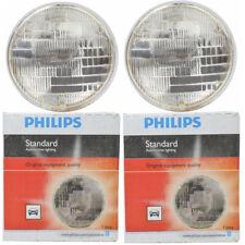 Philips Low Beam Headlight Light Bulb for Mazda Cosmo RX-2 B1600 B1800 RX-3 jt