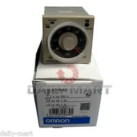OMRON Timer H3CR-A8 H3CRA8 24-48VAC 12-48VDC New in Box NIB Free Ship
