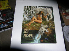 The Art of Joe Jusko (2009) HC SIGNED Numbered Ltd. Edition