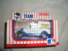 MATCHBOX TEAM COLLECTIBLE - MILWAKEE BREWERS- 1990 - BRAND NEW -LOOK-!!!