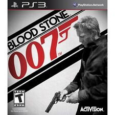 James Bond Blood Stone PS3 NEW SEALED