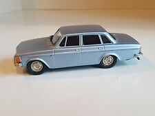 BROOKLIN ROB EDDIE MODELS NO2 1973 VOLVO 144 GRAND LUXE METALLIC BLUE 1:43 eb93