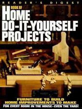Book of Home Do-It-Yourself Projects: Paperback in good condition