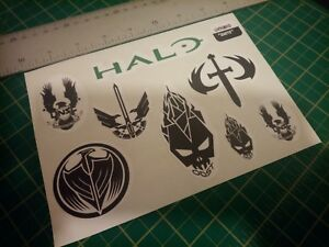 Halo Stickers
