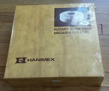 Hanimex Rotary Slide Tray - projector PN 3712 100 Slides BRAND NEW