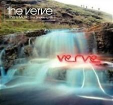 VERVE, THE: This Is Music: The Singles 92-98 CD NEW