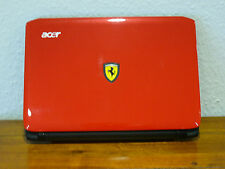 Acer Ferrari One 200 29,5 cm (11,6 Zoll) Netbook (2GB RAM, 250GB HDD)