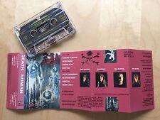 DEATH - Human MC RARE FIRST POLISH PRESS 1991