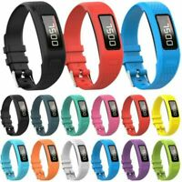 For Garmin VivoFit 2/1 Smart Watch Soft Silicone Wristwatch Band Strap Bracelet