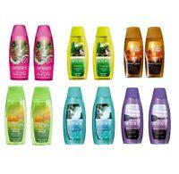 2 X Avon Senses Shower Gel/Creme (Twin Pack)