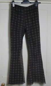 Urban Outfitters Renewal Flare Trousers size medium