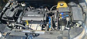 HOLDEN CRUZE JG 1.8L ENGINE, F18DC, 2009-2011 PETROL MOTOR 158552KMS