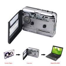 Tape to PC USB Cassette & MP3 CD Converter Capture Digital Audio Music Player BE