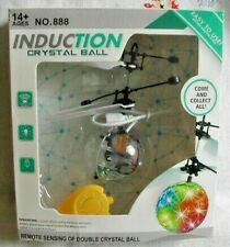 Toy age 14 over new  /   Induction Crystal Ball Drone