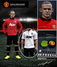 1/6 Scale ZCWO Manchester United Football Wayne Rooney Soccer NEW