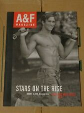 Abercrombie & Fitch A&F Magazine Issue #2 Christmas 2004